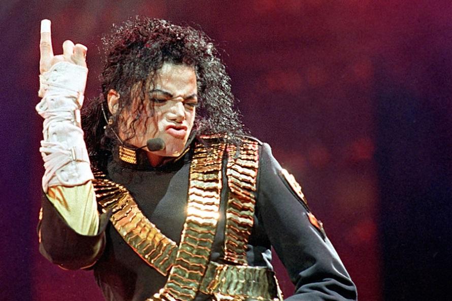 Michael Jackson - Live 1987 (nme.com)