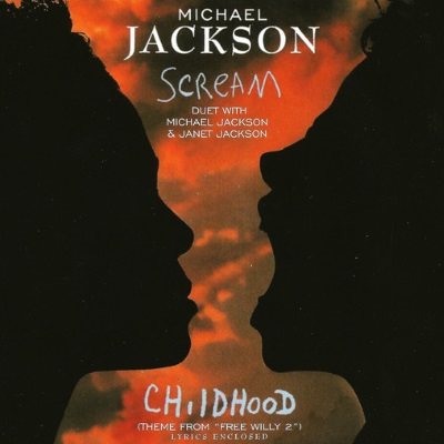 Michael Jackson - Scream (discogs.com)