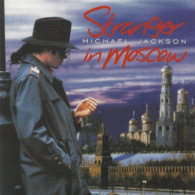 Michael Jackson - Stranger in Moscow (discogs.com0