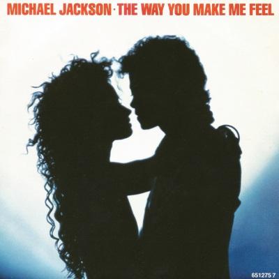 Michael Jackson - The Way You Make Me Feel (discogs.com)