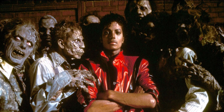 Michael Jackson - Thriller video outtake (okayplayer.com)