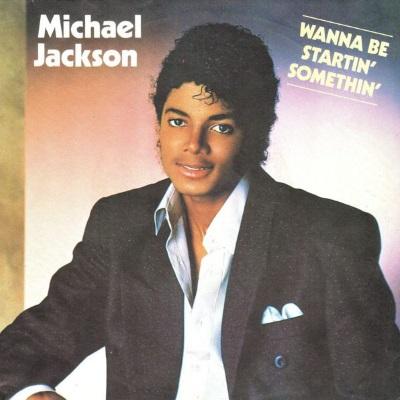 Michael Jackson - Wanna Be Startin' Somethin' (discogs.com)