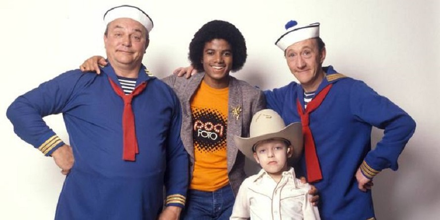 Michael Jackson met Peppi & Kokki (pinterest.com)