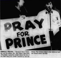 Pray for Prince (unknown)