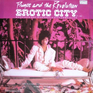 Prince And The Revolution - Erotic City (maxi-single) (musicstack.com)