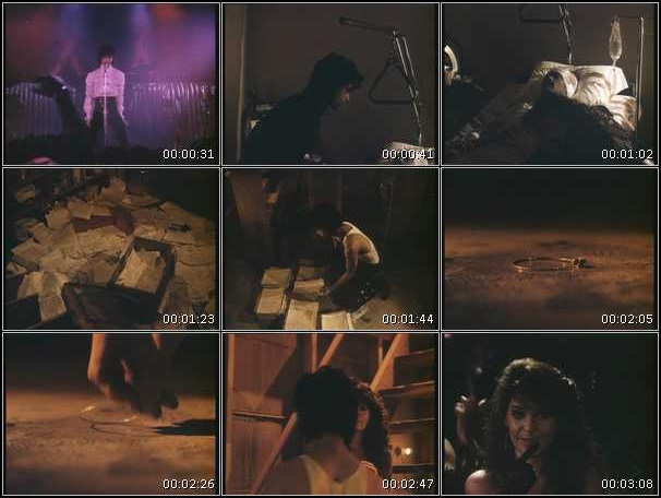 Prince And The Revolution - I Would Die 4 U - Video stills (hq-music-videos.com)