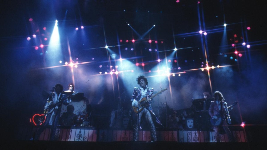Prince And The Revolution - Live Purple Rain tour (wfdd.org)