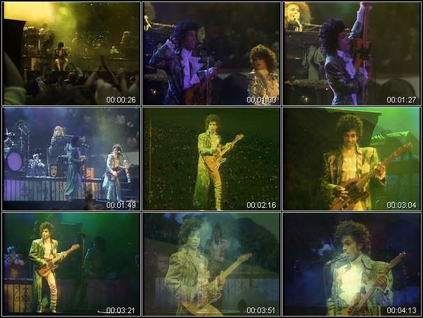 Prince And The Revolution - Take Me With U - Video stills (hq-music-videos.com)