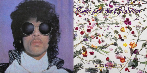 Prince And The Revolution - When Doves Cry (single and maxi-single) (pinterest.com/store.prince.com)