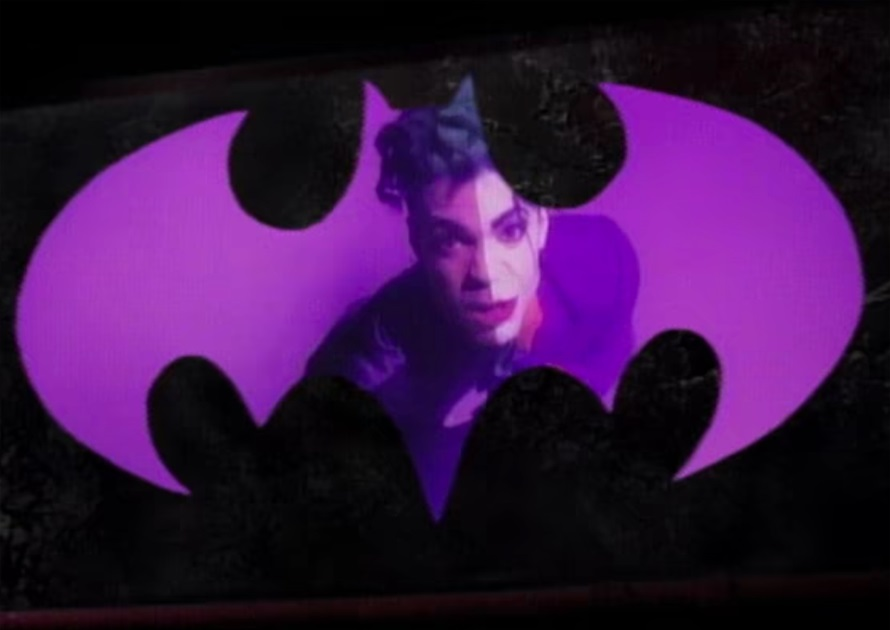 Prince - Batdance video still (thecurrent.org)