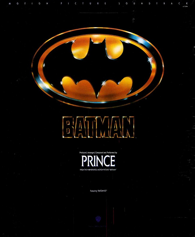 Prince - Batman - Advertentie (americanradiohistory.com)