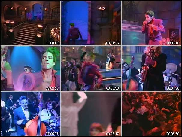 Prince - Partyman - Video stills (sharingmatrix.eu)