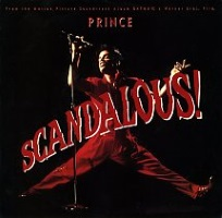 Prince - Scandalous (single) (45cat.com)