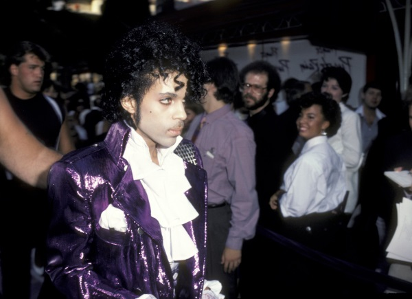 Prince at the Purple Rain - Premiere 07/26/1984 (medium.com)