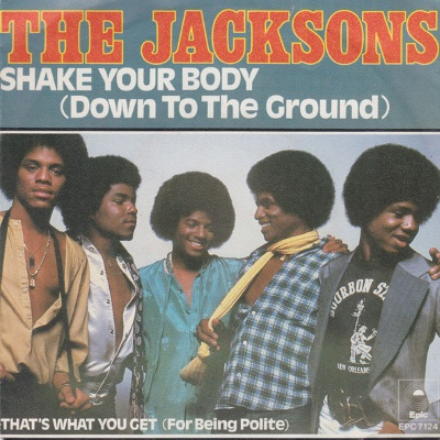 The Jacksons - Shake Your Body (Down To The Ground) (discogs.com)