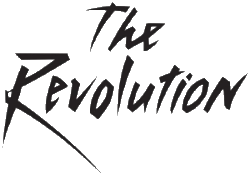 The Revolution - Logo (axs.com)