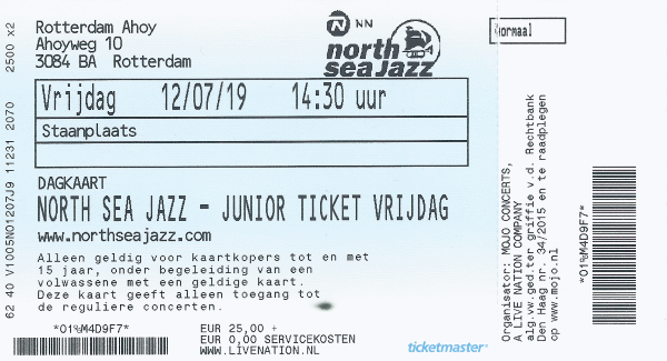 North Sea Jazz Junior 12-07-2019 (apoplife.nl)