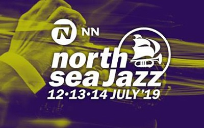 North Sea Jazz Festival 2019 Logo (northseajazz.com)