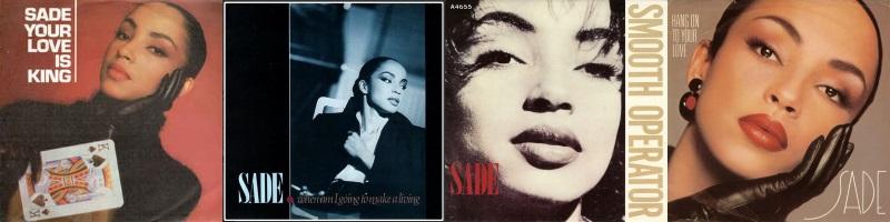 Sade - Diamond Life - Singles (discogs.com)