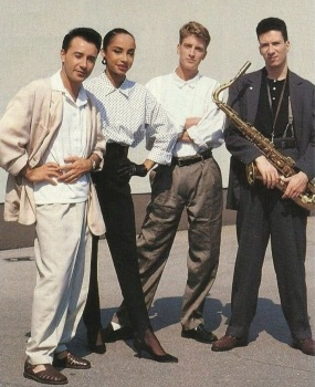Sade - The band (pinterest.com)