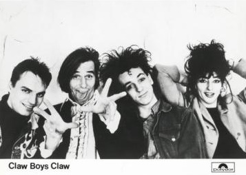 Claw Boys Claw - Polydor promotion (muziekencyclopedie.nl)