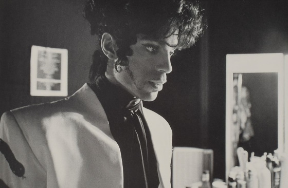 Prince 1993 (from the book Prince Presents The Sacrifice Of Victor)