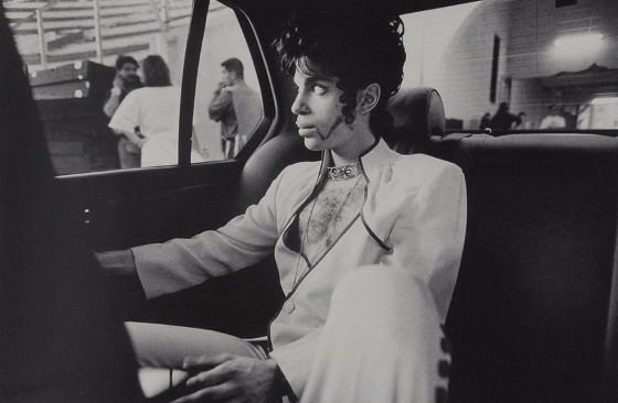 Prince 1993 (from the book Prince Presents The Sacrifice Of Victor) (Paisley Park Enterprises 1994)