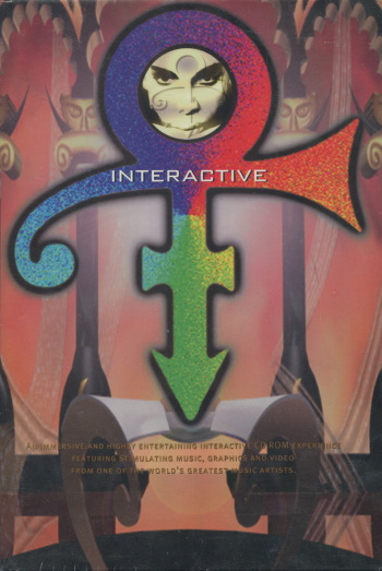Prince - Interactive CD-ROM (discogs.com)