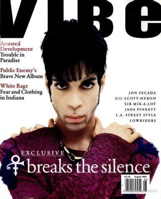 Vibe Magazine - August 1994 (pinterest.com)