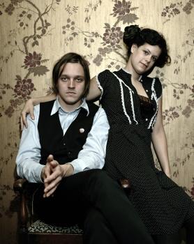 Arcade Fire - Win Butler en Régine Chassagne (blogspot.com)