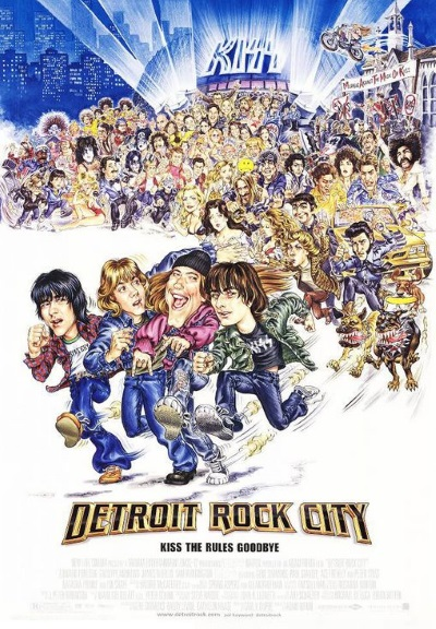 Music movie - Detroit Rock City (imdb.com)
