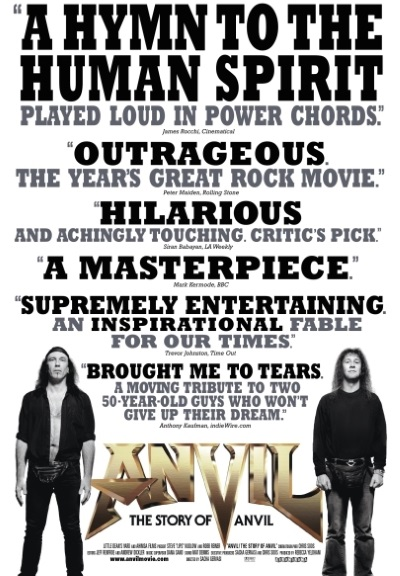 Music movie - The Story Of Anvil (imdb.com)