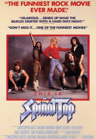 Music movie - This Is Spinal Tap (imdb.com)