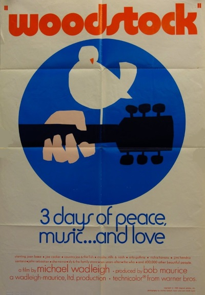 Music movie - Woodstock (imdb.com)