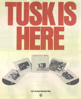 Fleetwood Mac - Tusk - Ad (kqed.org)