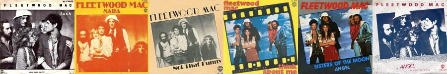 Fleetwood Mac - Tusk - Singles (dutchcharts.nl/apoplife.nl)
