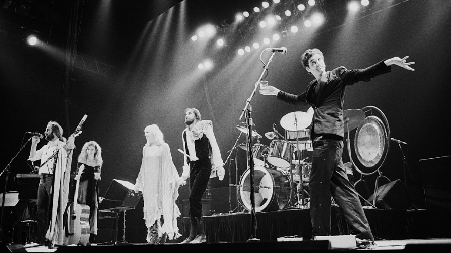 Fleetwood Mac - Tusk Tour (Michael Putland/Getty Images)