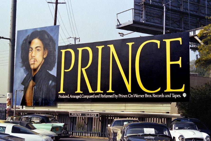 Prince - Prince - Billboard ad (pinterest.com)