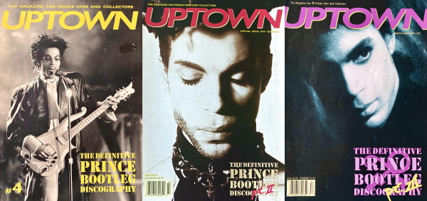 Prince - Uptown magazine Bootleg issues (apoplife.nl)