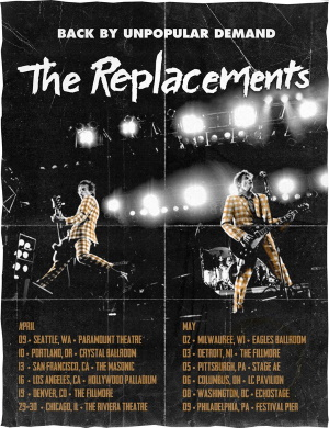 The Replacements - Last US Tour (paulwesterberg.com)