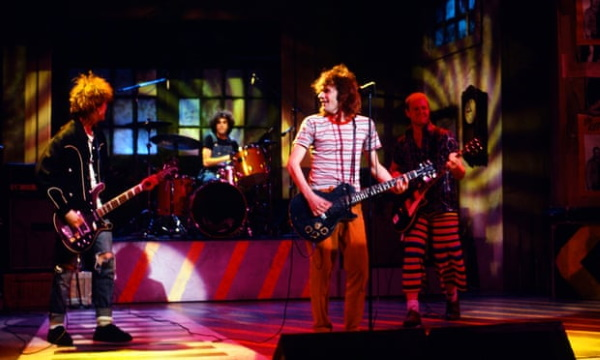 The Replacements - Saturday Night Live 1986 (theguardian.com)