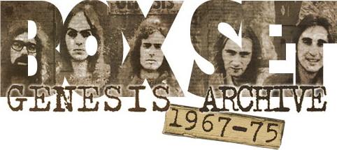 Genesis - Archive 1967-75 (genesis-news.com)