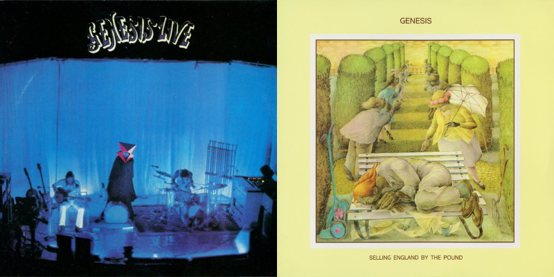 Genesis - Live & Selling England By The Pound (spotify.com)