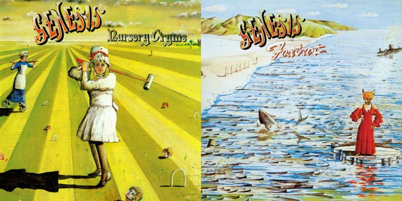 Genesis - Nursery Cryme & Foxtrot (spotify.com)