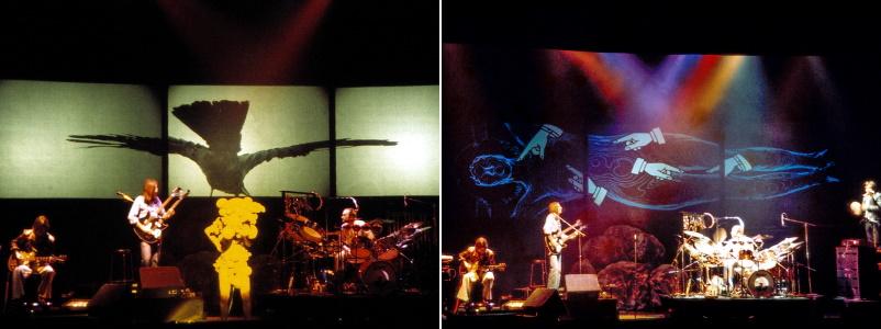 Genesis - The Lamb Lies Down On Broadway - Tour 1 (jeffreyshawcompendium.com)