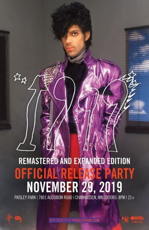 Prince - 1999 - Official release party (thecurrent.org)
