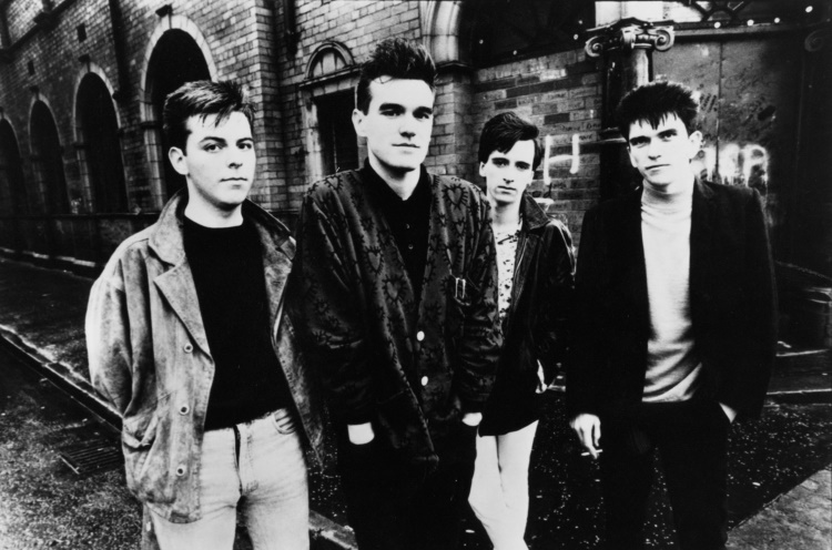 The Smiths - 1984 (thefusionmag.com)