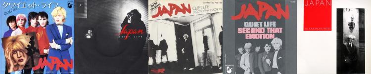 Japan - Quiet Life - Singles (discogs.com)