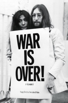 John Lennon & Yoko Ono - War Is Over campaign 1969 (dangerousminds.com)