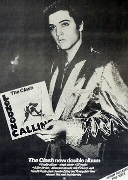 The Clash - London Calling - Reclame (picclick.co.uk)